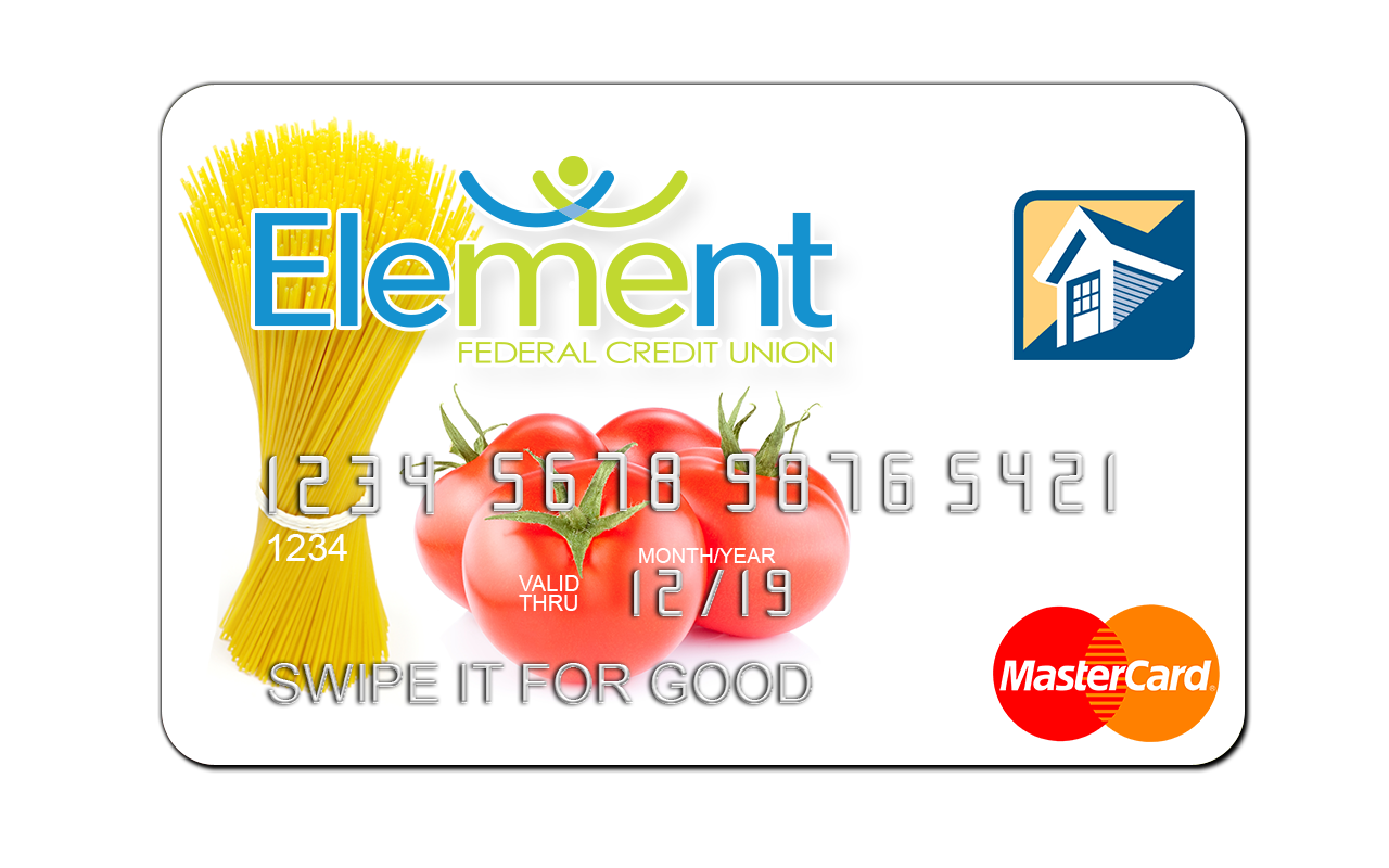 Swipe It Covenant House Card