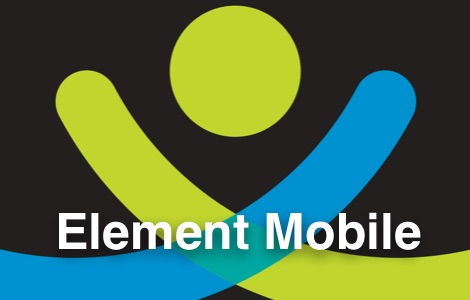 Element mobile app