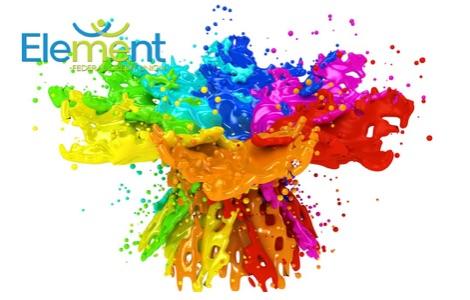 rainbow paint debit